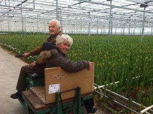 Piet en Annie Kuyvenhoven